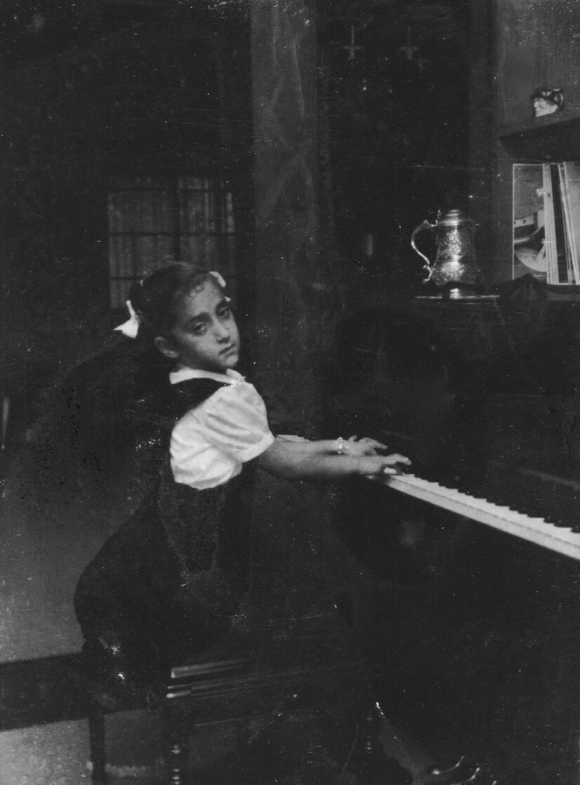 Little Jill piano